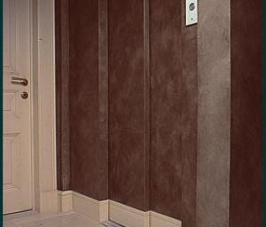 speciale schildertechnieken lift