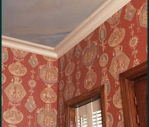 plafondschildering speciale schildertechnieken