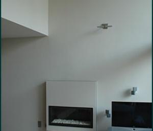 speciale schildertechnieken woonkamer