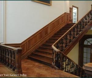 schildertechnieken hout- en marmerimitaties